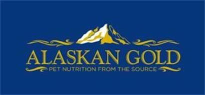 ALASKAN GOLD PET NUTRITION FROM THE SOURCE