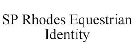 SP RHODES EQUESTRIAN IDENTITY