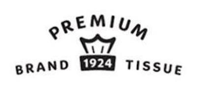 PREMIUM BRAND 1924 TISSUE