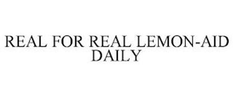REAL FOR REAL LEMON-AID DAILY