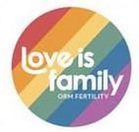 LOVE IS FAMILY ORM FERTILITY