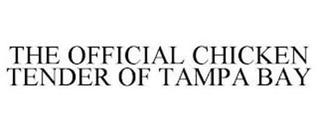 THE OFFICIAL CHICKEN TENDER OF TAMPA BAY