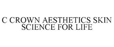 C CROWN AESTHETICS SKIN SCIENCE FOR LIFE