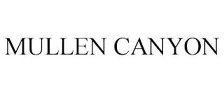 MULLEN CANYON