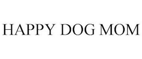HAPPY DOG MOM