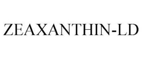 ZEAXANTHIN-LD