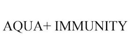 AQUA+ IMMUNITY