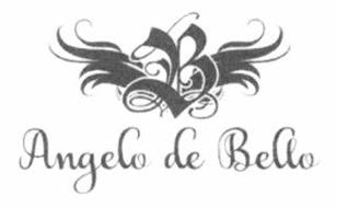 B ANGELO DE BELLO