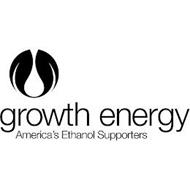 GROWTH ENERGY AMERICA'S ETHANOL SUPPORTERS