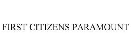FIRST CITIZENS PARAMOUNT