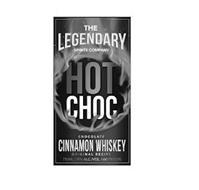 HOT CHOC THE LEGENDARY SPIRITS COMPANY CHOCOLATE CINNAMON WHISKEY ORIGINAL RECIPE 750 ML/30% ALC./VOL./ (60 PROOF)