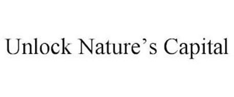 UNLOCK NATURE'S CAPITAL