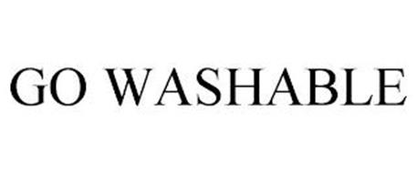 GO WASHABLE