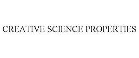 CREATIVE SCIENCE PROPERTIES