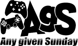 AGS ANY GIVEN SUNDAY