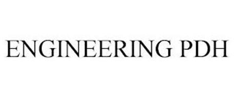 ENGINEERING PDH