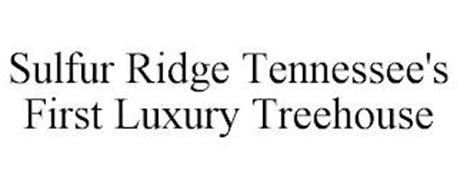 SULFUR RIDGE TENNESSEE'S FIRST LUXURY TREEHOUSE