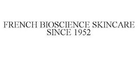 FRENCH BIOSCIENCE SKINCARE SINCE 1952