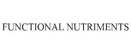 FUNCTIONAL NUTRIMENTS
