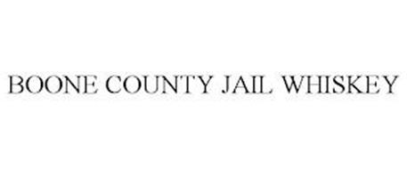 BOONE COUNTY JAIL WHISKEY