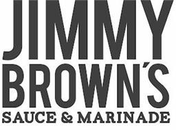 JIMMY BROWN'S SAUCE & MARINADE