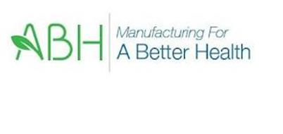 ABH MANUFACTURING FOR A BETTER HEALTH