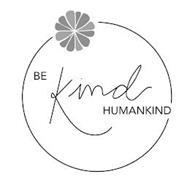 BE KIND HUMANKIND