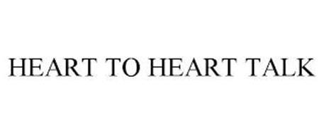 HEART TO HEART TALK