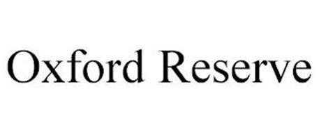 OXFORD RESERVE