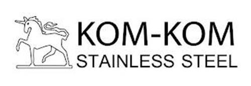 KOM-KOM STAINLESS STEEL