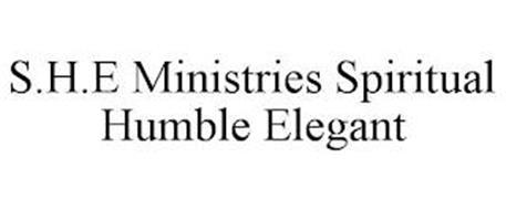 S.H.E MINISTRIES SPIRITUAL HUMBLE ELEGANT