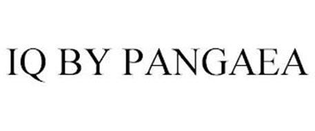 IQ BY PANGAEA