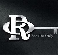 R O RESULTS ONLY