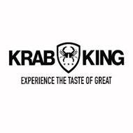 KRAB KING EXPERIENCE THE TASTE OF GREAT