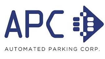 APC AUTOMATED PARKING CORP.