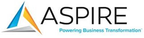 ASPIRE POWERING BUSINESS TRANSFORMATION