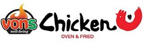 VONS WELL-BEING CHICKEN OVEN & FRIED