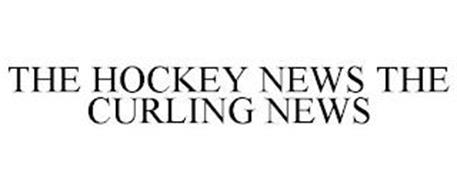 THE HOCKEY NEWS THE CURLING NEWS