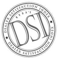 RVDA'S DSI DEALER SATISFACTION INDEX