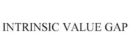 INTRINSIC VALUE GAP