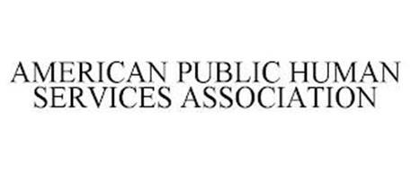 AMERICAN PUBLIC HUMAN SERVICES ASSOCIATION