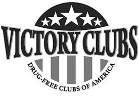 VICTORY CLUBS DRUG-FREE CLUBS OF AMERICA