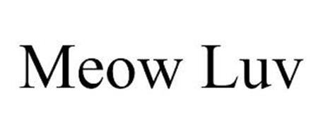 MEOW LUV
