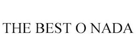 THE BEST O NADA