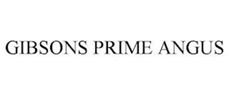 GIBSONS PRIME ANGUS