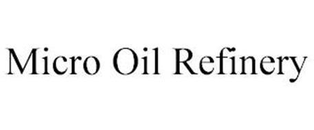 MICRO OIL REFINERY