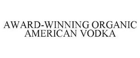 AWARD-WINNING ORGANIC AMERICAN VODKA