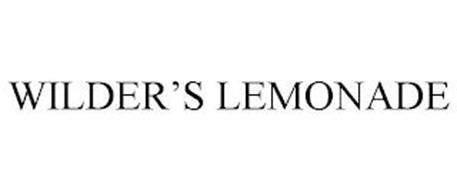 WILDER'S LEMONADE