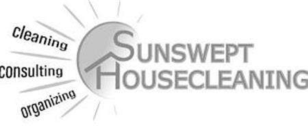SUNSWEPT HOUSECLEANING CLEANING CONSULTING ORGANIZING