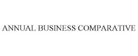ANNUAL BUSINESS COMPARATIVE